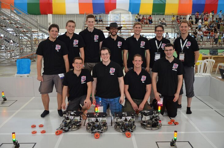 RoboCup Logistics Team