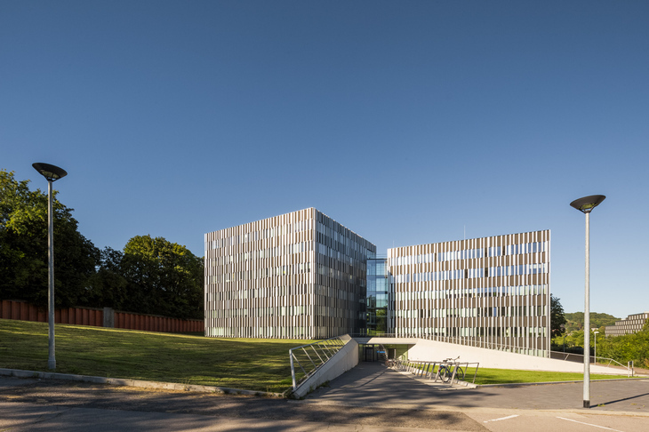 The ICT cibes building