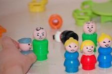 Little finger puppets